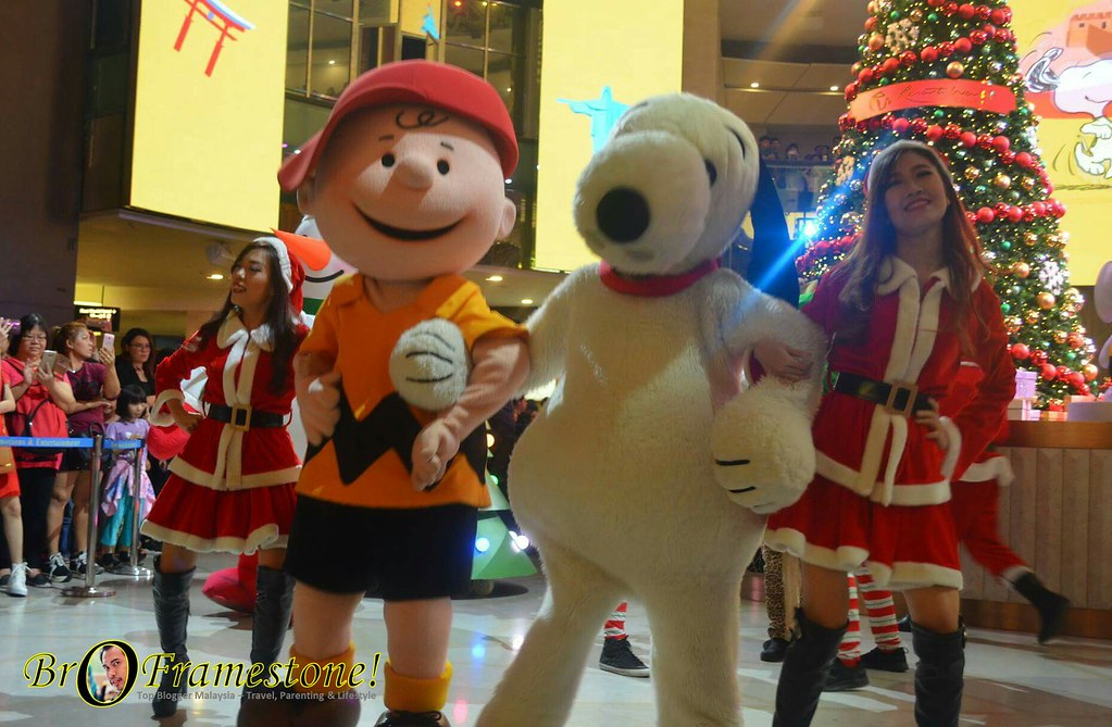 Tour The World With Snoopy at Genting Highlands