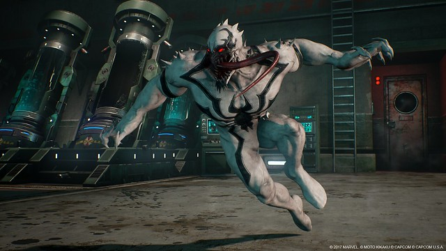 Marvel vs. Capcom Infinite: Venom Premium Costume