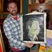 Stuart Lake with Randall Lake pop art cyclops