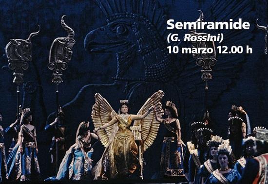 Semiramide (G. Rossini) / Teatro Diana