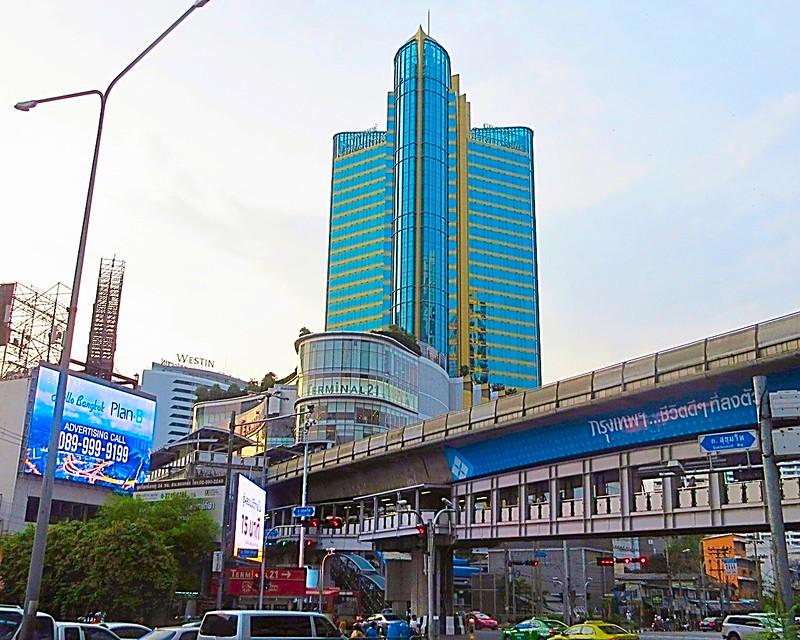 Exciting Asoke Sukhumvit Line Bangkok