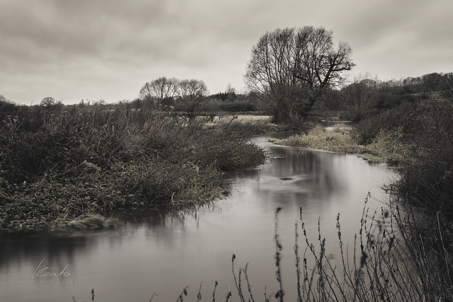 In the bleak wid winter