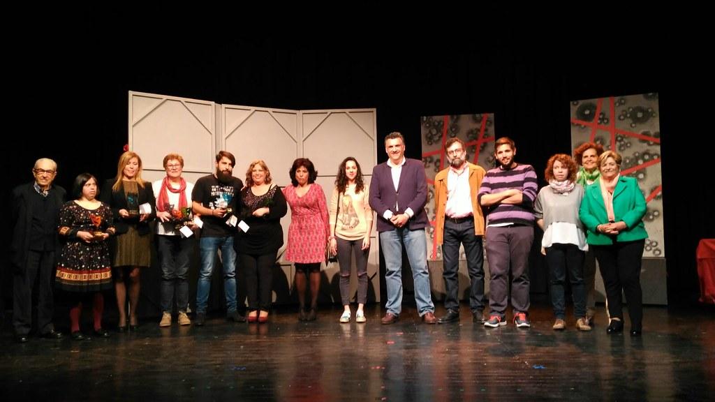 """Certamen de Teatro No Profesional """"Ciudad de Coria"""""""