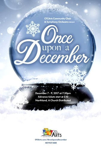 """""""Once Upon a December"""" presented by CFCArts"""