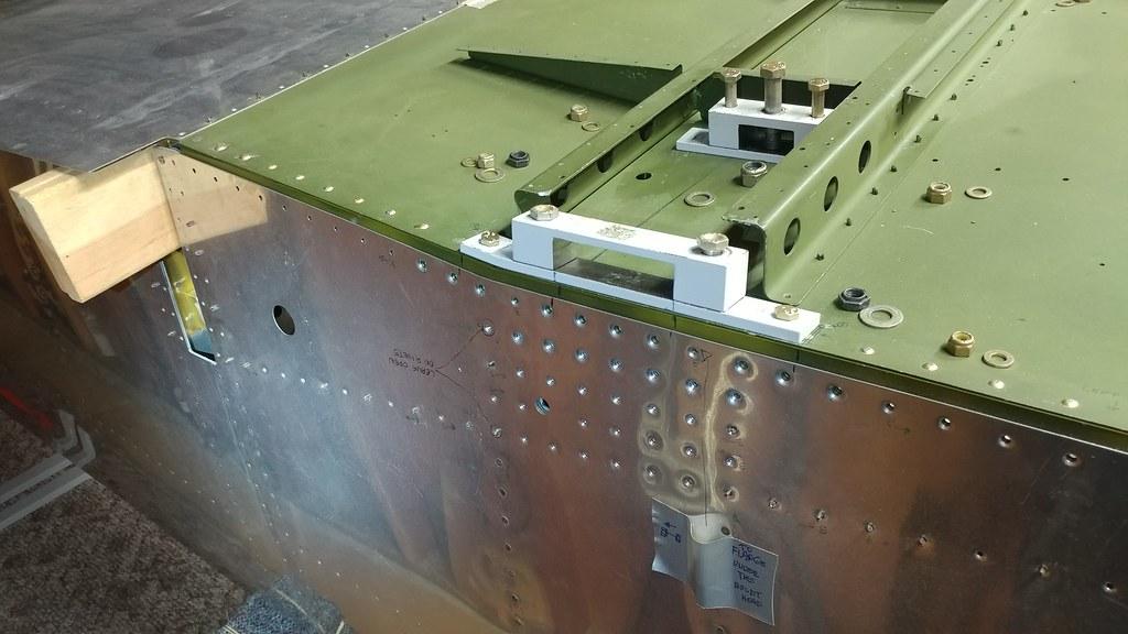 Rv8 Main landing gear bracket bolt - VAF Forums