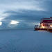 Day 346: Snowy Beach at Daybreak