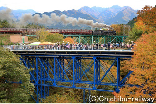 「SL運行30周年記念CM」が完成☆秩父鉄道公式チャンネルで配信