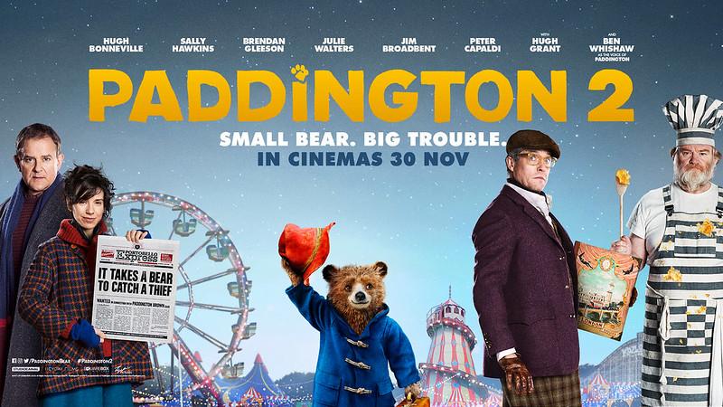 Filem Paddington 2