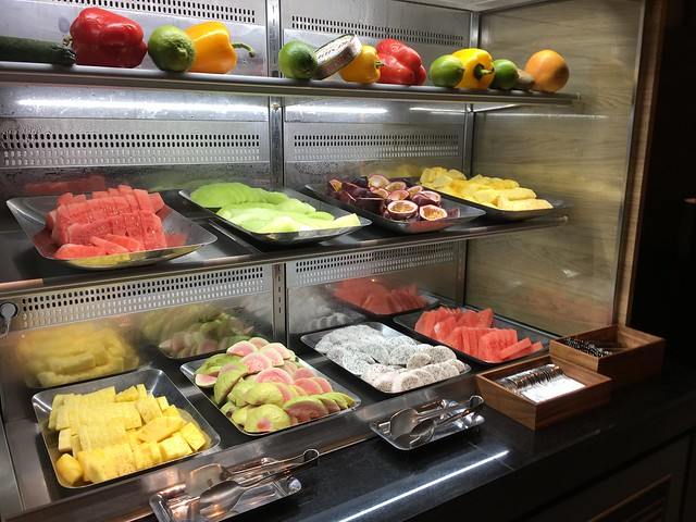 種類豐富的水果@宜蘭礁溪寒沐酒店