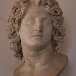 Busto di Alessandro Magno (II secolo dC.) - Musei Capitolini Roma - https://www.flickr.com/people/94185526@N04/