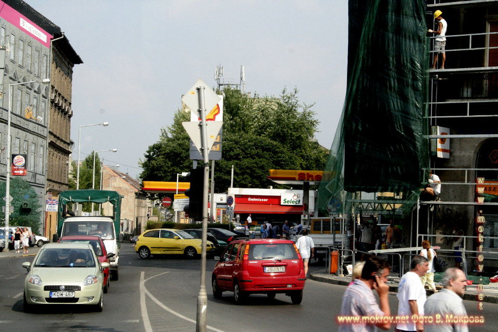 Столица Венгрии - Будапешт фото,