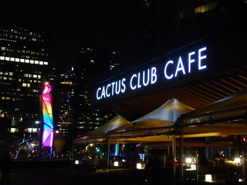 Cactus Club Coal Harbour