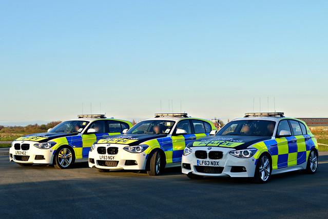 BMW 125d - Tactical Vehicle Intercept Unit
