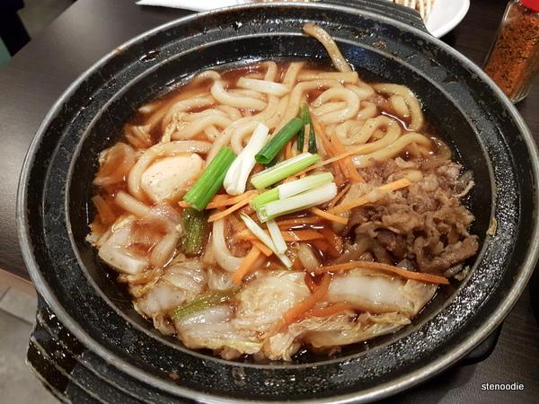 Beef Sukiyaki Nabe