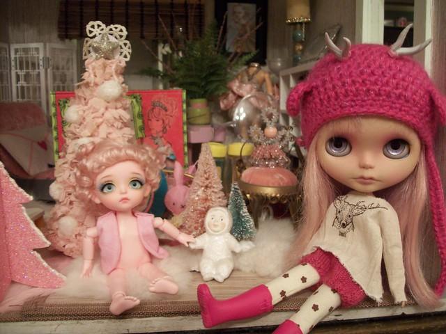 A PINK Christmas..........