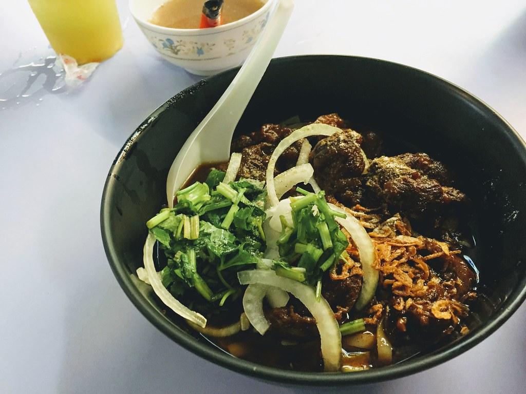 Beef noodles!