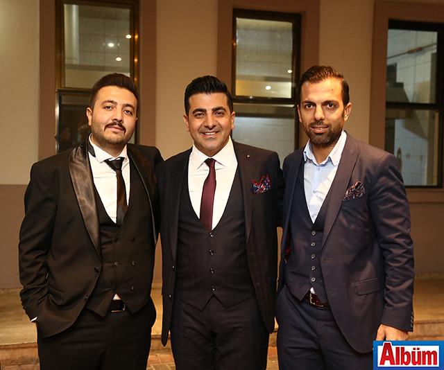 Ahmet Can, Davut Sifir, Hakan Sönmez