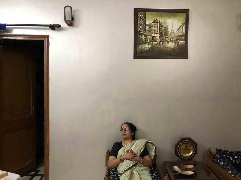 Delhi's Bandaged Heart – Jasbir Chatterjee, Vikaspuri