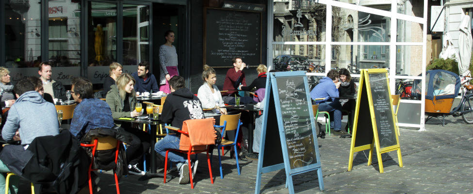 Terrasje pakken in Antwerpen: bekijk de tips | Mooistestedentrips.nl