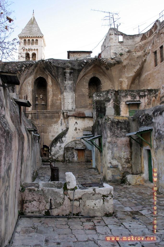 Исторический центр Иерусалима прогулки туристов