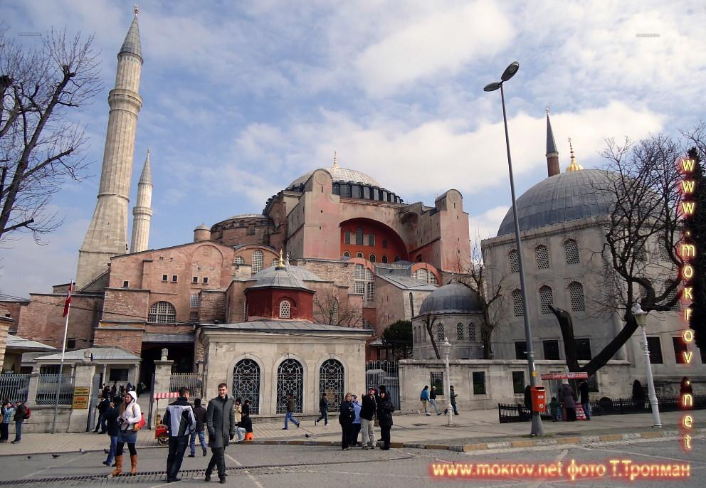 Город Стамбул — Турция фотопейзажи