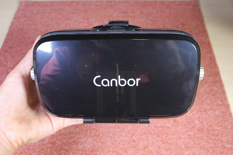 Canbor VR ゴーグル 開封レビュー (9)