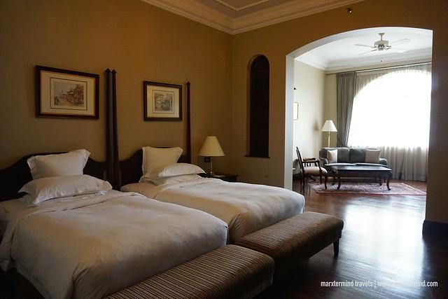 Eastern & Oriental Hotel Penang - Heritage Wing Suite