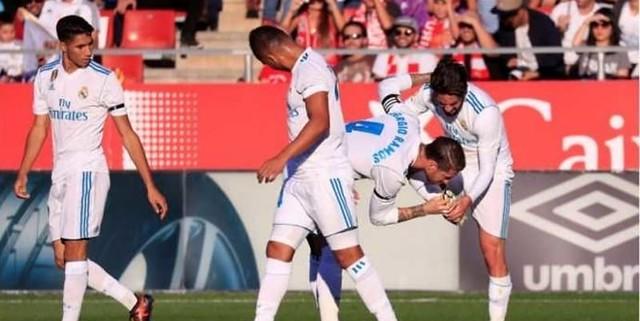 Isco Beri Penjelasan Tentang Perayaan Gol nya Bersama Sergio Ramos