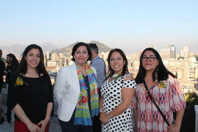 Premiación Empresarias Destacadas Direcon 2017