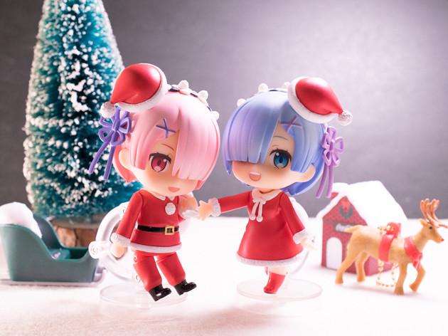 レビュー ねんどろいどもあ きせかえクリスマス 男の子Ver./女の子Ver.