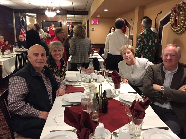 New Haven Christmas Party 2017