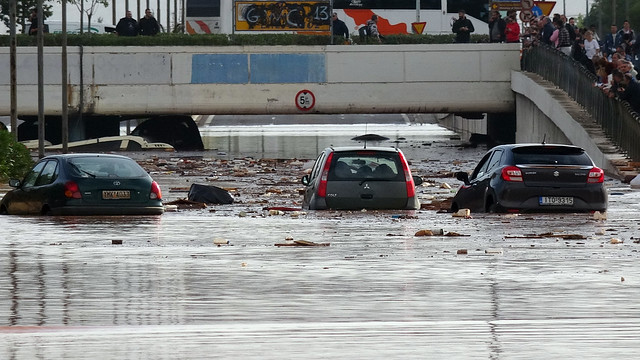 GREECE - FLOODS
