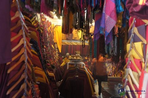 Barrio tibetano de chengdu 30