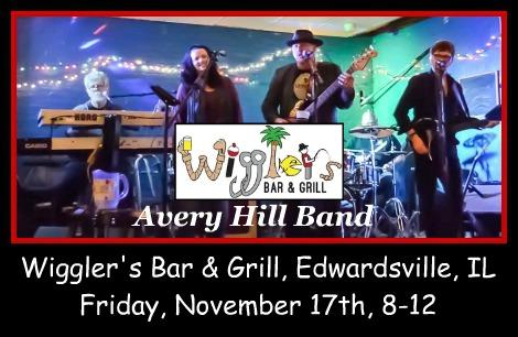 Avery Hill Band 11-17-17