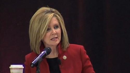 Marsha Blackburn speaks at State of the Net 2011