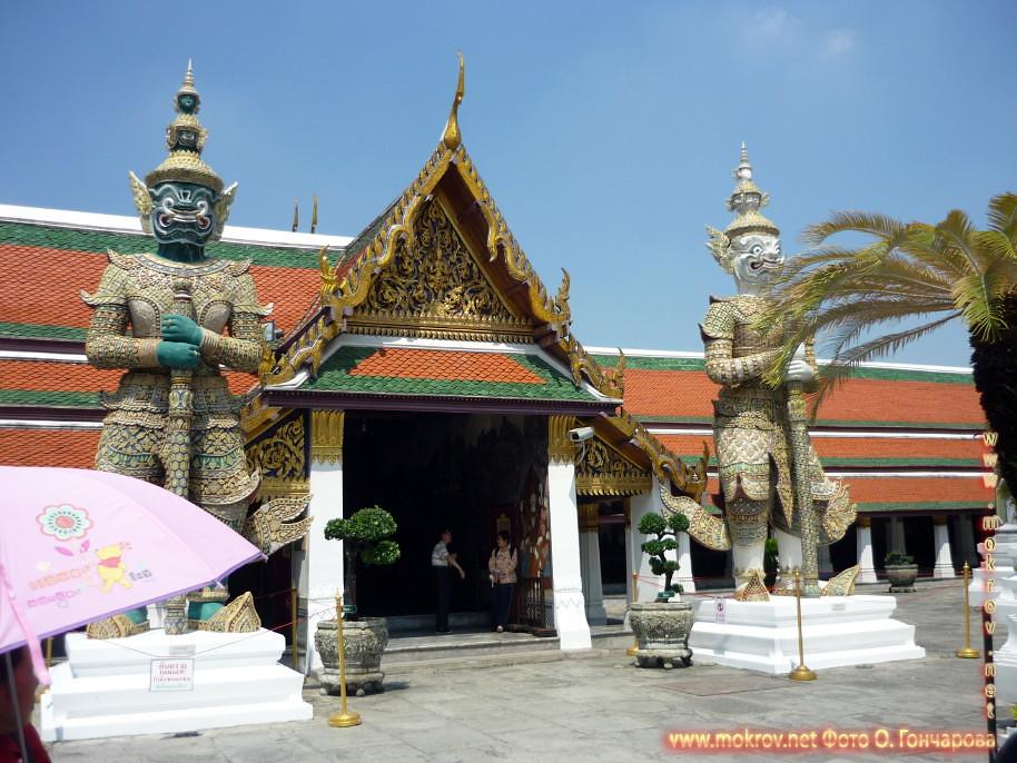 Дворец Будды  в Таиланде фото достопримечательностей