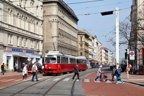 Die Abbey Road von Wien