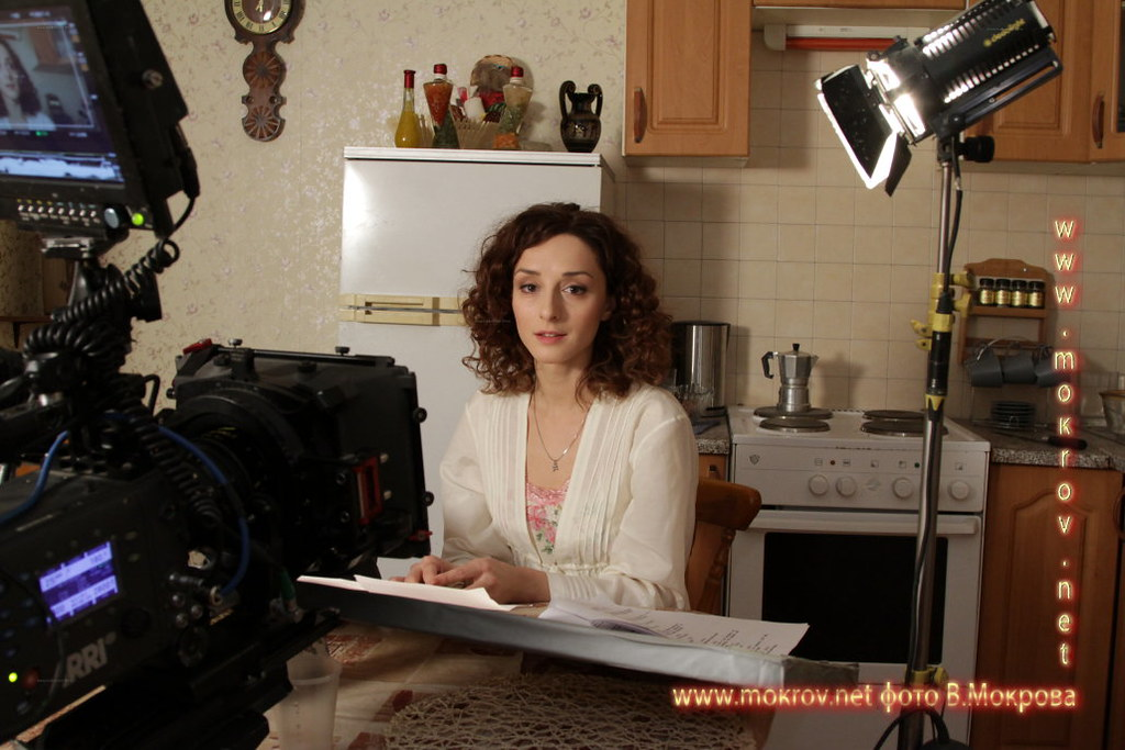 На съемках Телесериал «Карпов. Сезон третий» фотографии