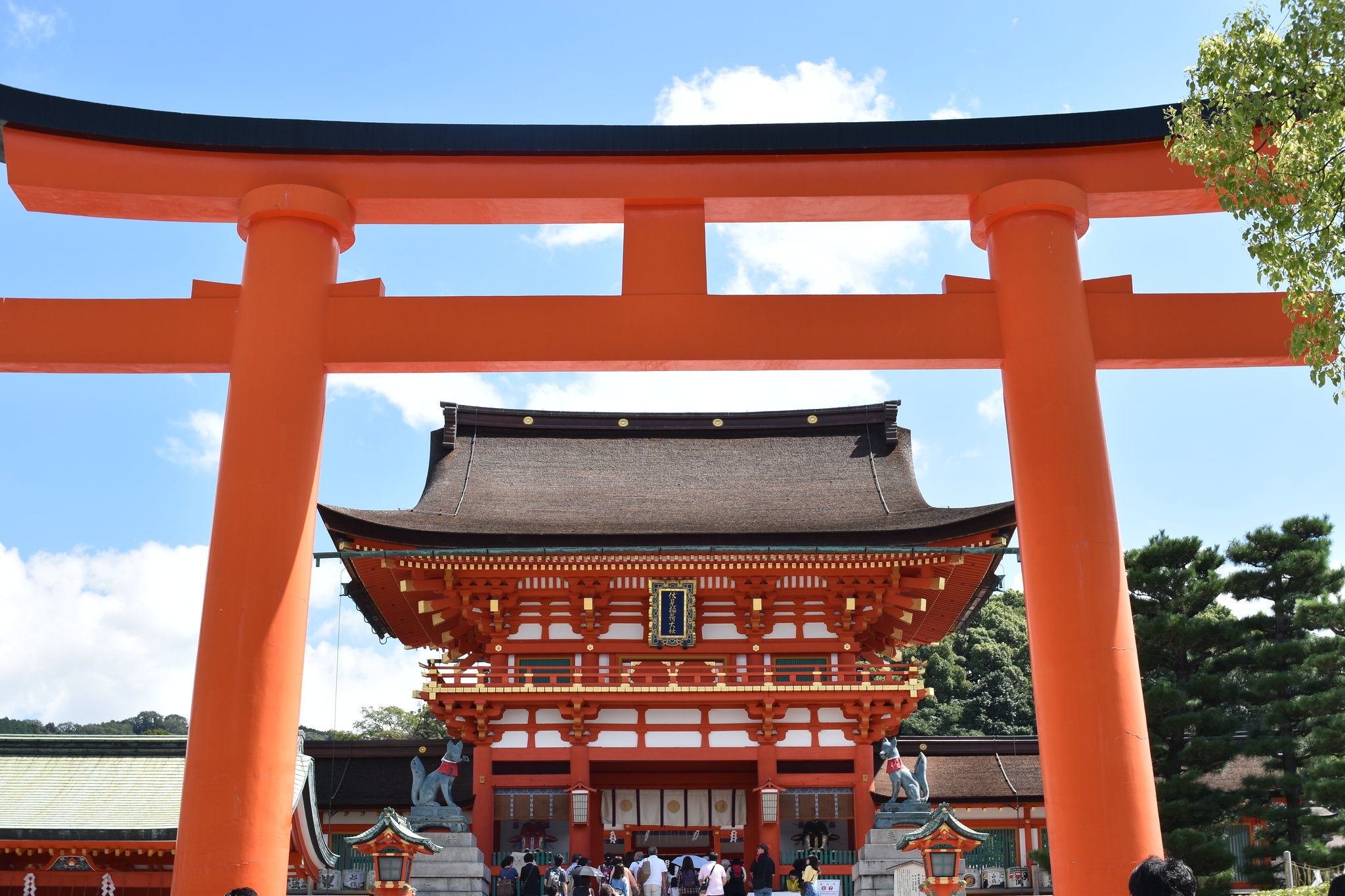 伏見稲荷大社(Fushimi-Inari-Taisha)