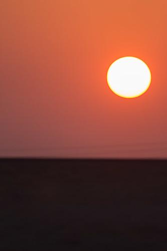 Al Ain Sun set