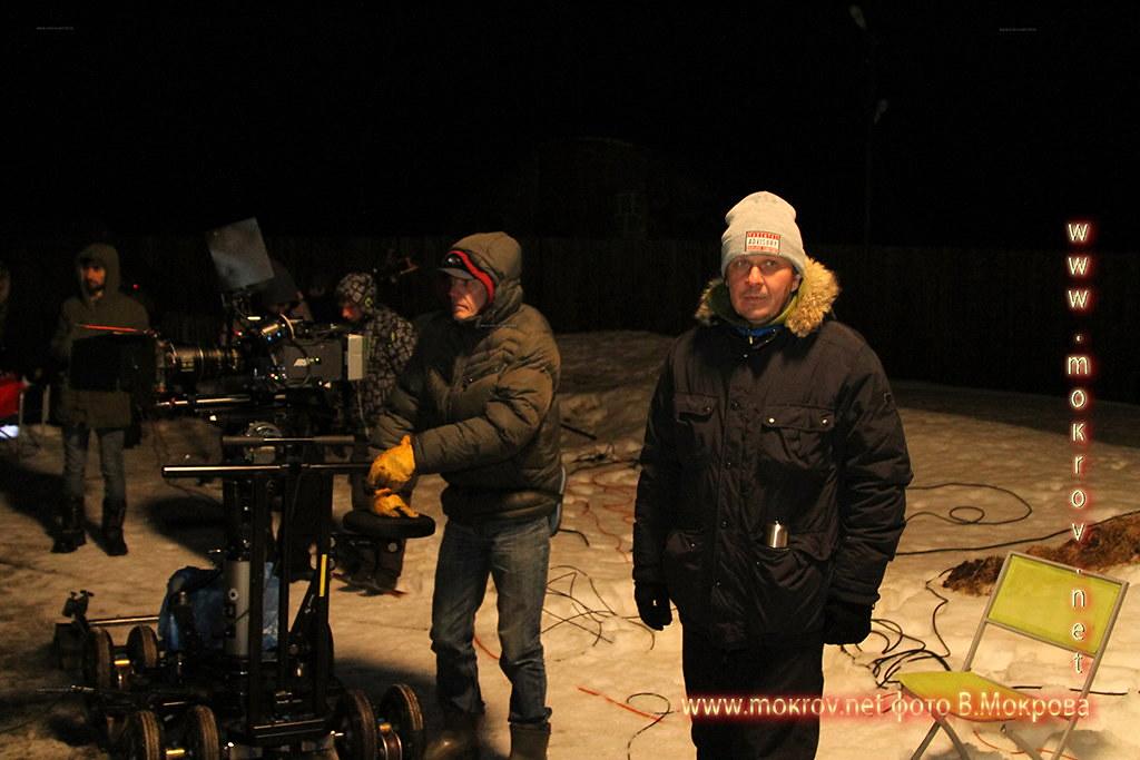 Сергей Вальцов  Оператор-постановщик фотографии сделанные как днем, так и вечером