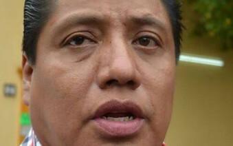 PÁG. 3 (2). El mafioso líder de la CTM en Oaxaca, Marco Antonio Sanchez Cruz.