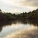 Sunset on Martin's Pond