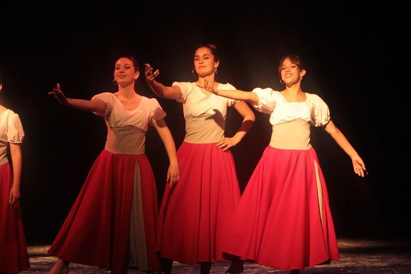 encuentro de danza