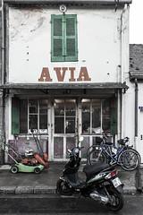 Garage rue des Lombards - Petit métier, petit commerce - Photo of Navilly