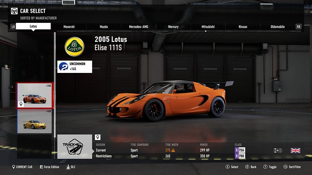 FM7 | 300HP (FWD/RWD) Lime Rock Park - Full Circuit 37813812114_038e4c12ac_z