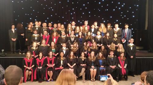 Doctor's graduation