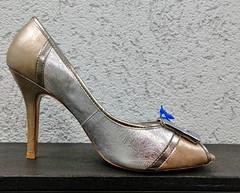 High-heel charm