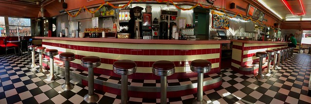 Trolley Car Diner - Germantown Philadelphia PA - Retro Roadmap