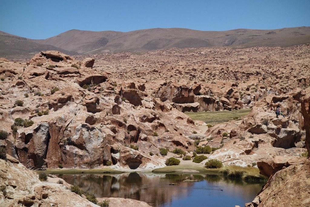Uyuni - Laguna Negra 4